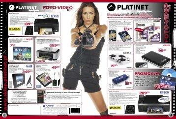 FOTO-VIDEO - Platinet SA