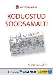 kõikides KangaDzungli kauplustes kogu kaup - Eesti Omanike Keskliit
