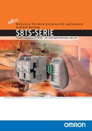 S8TS-SERIE - m-buechner