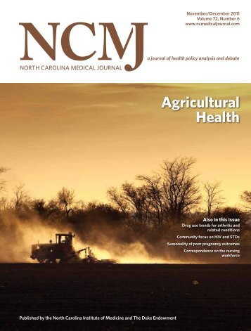 Agricultural Health