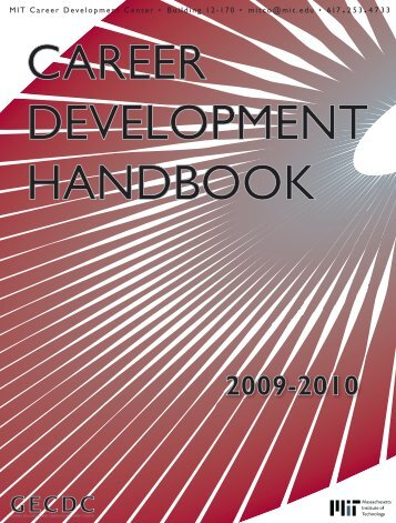 MIT%20Career%20Development%20Handbook