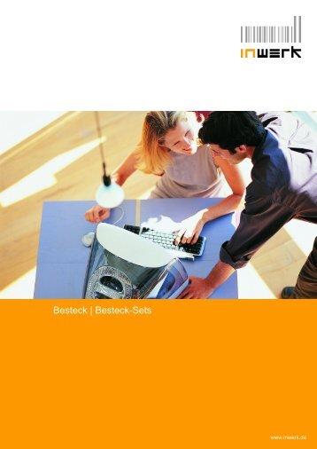 Besteck | Besteck-Sets - Inwerk Kuechen, Martin Ritter