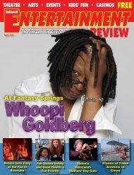 Benise - Inland Entertainment Review Magazine
