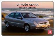 Návod k obsluze Citroën Xsara (06/2003) - (1