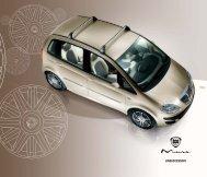auswählen was gefällt und es individuell zusammenstellen - Lancia