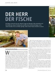 Der Herr Der FISCHe - Universität Konstanz