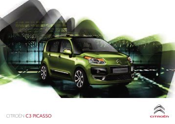 CITROËN C3 PICASSO - Rinaldosrl.it