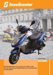 EM2000 - InnoScooter