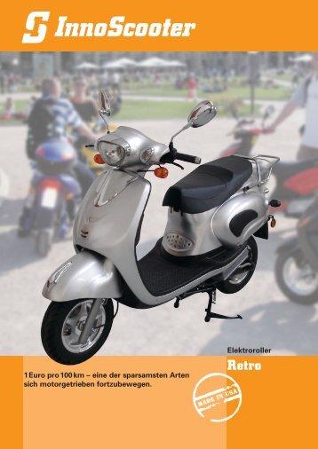 Innoscooter RETRO - Häring Solar GmbH
