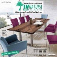 Kernbuche - INNATURA Massivholzmöbel GmbH