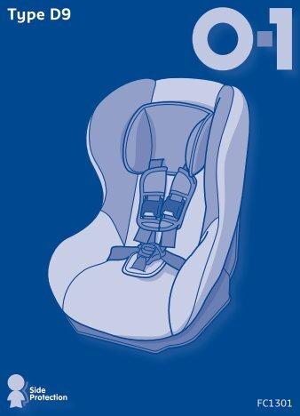 Type D9 - Osann der Hersteller von Kinderautositzen, Kinderwagen ...