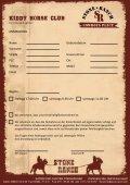 Infos und Anmeldung Kiddy Horse Club - Stone Ranch - Seite 2