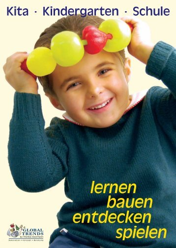 Katalog Kindergarten - Global-Trends by Thomas Hoormann
