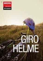 GIRO Helmets 2013 - Grofa