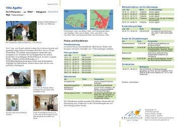 Villa Agathe - Urlaubstraum.de