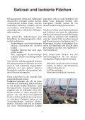 Gelcoat und lackierte Flächen - Metasco GmbH - Seite 3