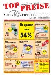 Preis - Adler Apotheke