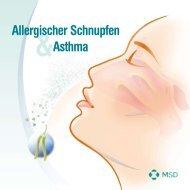 Allergischer Schnupfen Asthma - Asthma-Info von MSD