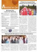 W aldpaten reinigten Nisthilfen - Dortmunder & Schwerter ... - Page 6