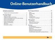 Online-Benutzerhandbuch - HP