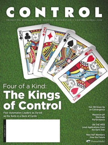 The Kings of Control - Control Global