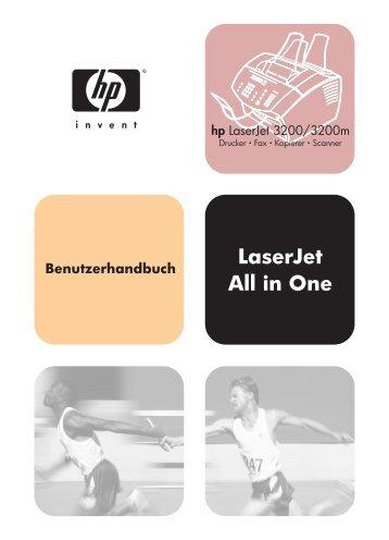 Drucker Fax Kopierer Scanner - HP