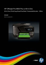HP Officejet Pro 8600 Plus e-All-in-One - Spath | Printware + Service