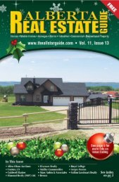 to download the book - Alberta Real Estate Guide