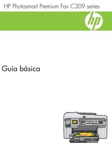 HP Photosmart Premium Fax C309 series