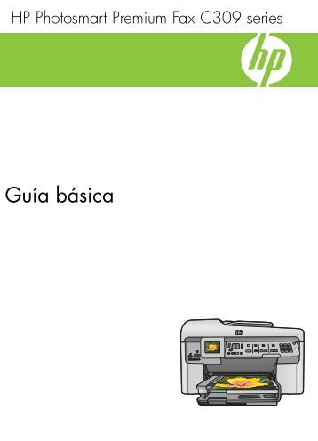 HP Photosmart Premium Fax C309 series