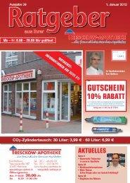 GUTSCHEIN - Tresckow-Apotheke