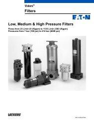Low, Medium & High Pressure Filters Filters - 4Wings.com