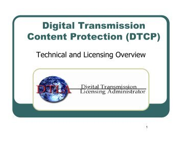 This HDCP License Agreement - ...