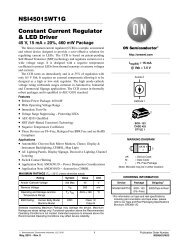 NSI45015W - Constant Current Regulator and LED Driver - Silica