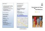 Psychologischer Dienst der Stadt Mettmann