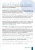 Jahresbericht - info selbsthilfegruppen luzern - Seite 7
