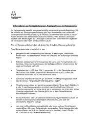Informationen zur Antragstellung bzw ... - Stadt Mettmann