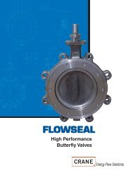 High Performance Butterfly Valves - AIV, Inc.