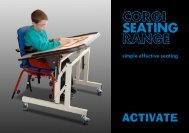 SEATING - Activate For Kids