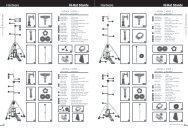 Hardware: Hi Hat Stand p 39-41