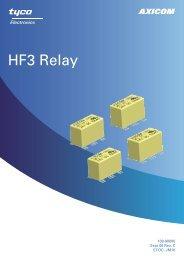 HF3 Relay