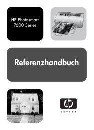 HP Photosmart 7600 series