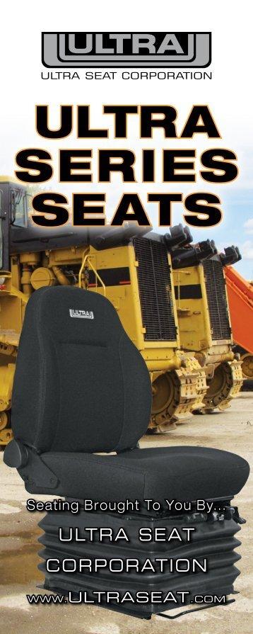 ULTRA SERIES SEATS - Ultra Seat
