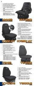 ULTRA SERIES SEATS - Ultra Seat - Page 6