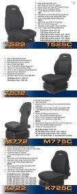 ULTRA SERIES SEATS - Ultra Seat - Page 7