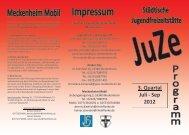 3. Quartal Juli - Sep 2012 - Stadt Meckenheim