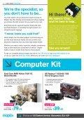 Gloucester Leaflet:Gloucester Leaflet - Maplin - Page 2