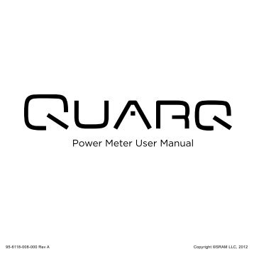 Quarq.com Magazines