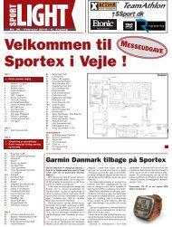 SportLight nr. 36 26.01.2010 - Sportsbranchens Leverandørforening