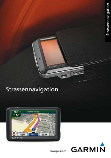Strassennavigation - Garmin